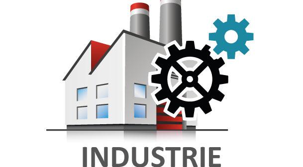 Infographies sur l'emploi industriel en Vendée à fin 2016
